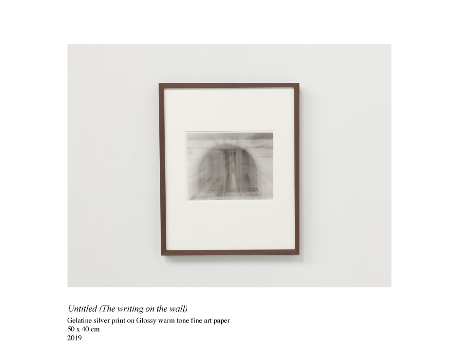 Untitled (the writing on the wall)